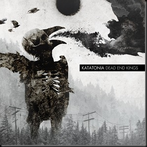 Katatonia 'Dead End Kings' front cover - high res