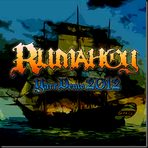 Rumahoy - Yarr Demo 2012 Cover